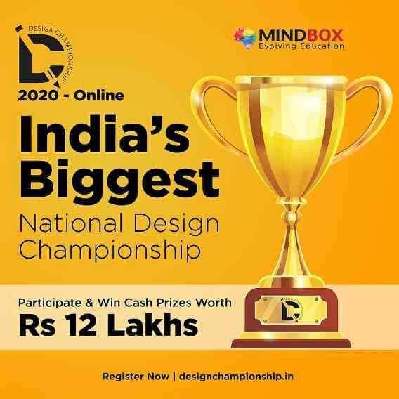 India's Biggest National Design Championship