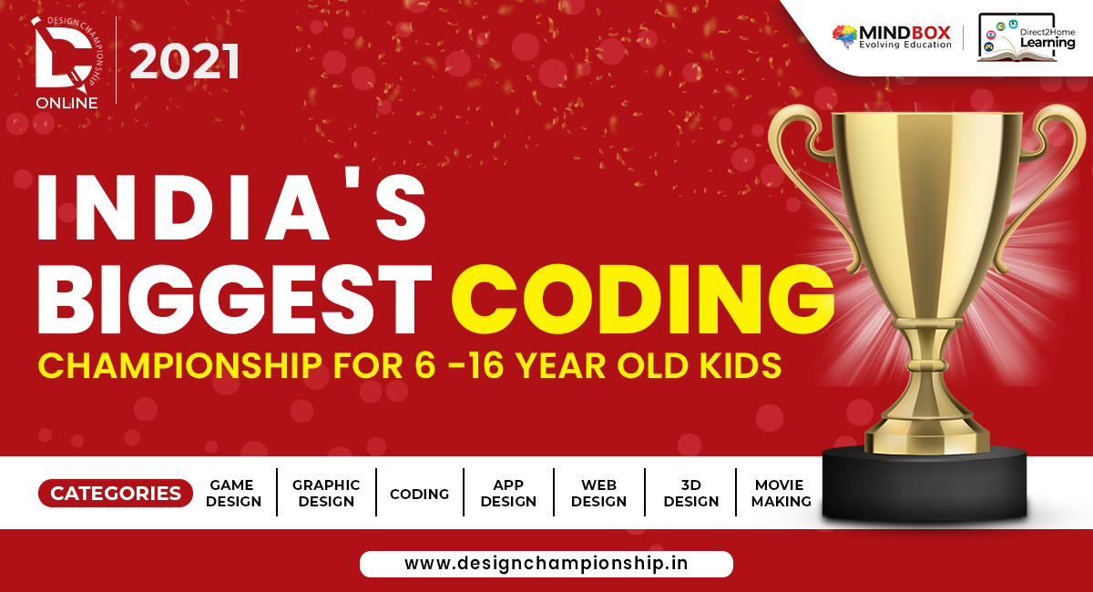 National Coding Competition for Kids in India
