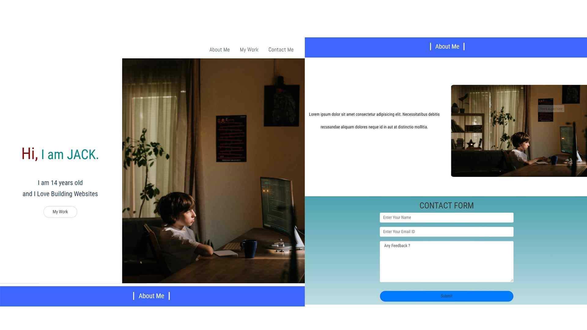 personal-website